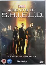 Marvel Agents Of S.H.I.E.L.D. Complete Season 1 - 6 Discs UK R2 DVD First