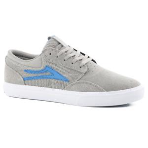 Lakai Griffin Grey Suede Skateboard