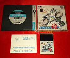 RACING DAMASHI (Spirit) Pc Engine Hu-Card Versione Giapponese ○○ USATO - DO