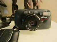 Nikon Zoom.touch 470 AF 35mm film camera