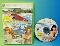 Dead or Alive Xtreme 2 -  Microsoft Xbox 360 Rare Game Tested / Working