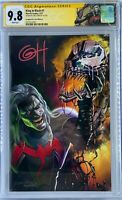 King in Black #1 | GregHornArt.com Edition B | Signed by Greg Horn | CGC SS 9.8