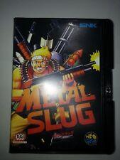 Metal Slug - Neo Geo AES - NCI CONVERT. NTSC-JPN BRAND NEW