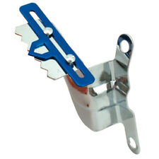 """Adjustable Chrome Timing Tab for Big Block Chevy V8's with  8"""" Balancer"""
