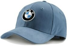 BMW Baseball Cap Blue Adjustable 80162411102 Genuine New