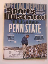 joe paterno SPORTS ILLUSTRATED SI 2011 penn state nittany lions