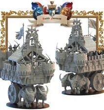 Battle Fortress, Lost Kingdom Miniatures, Kingdom of Mercia