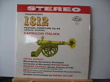 MERCURY LIVING PRESENCE AMS 16010 TCHAIKOVSKY 1812 Overture DORATI VINYL LP