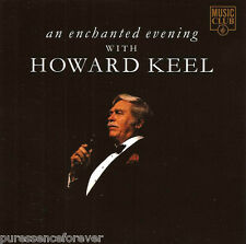 HOWARD KEEL - An Enchanted Evening With Howard Keel (UK 17 Tk CD Album)