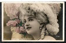 CPA PHOTO REUTLINGER COLORISEE Arlette DORGERE SIP 1257 1905