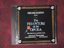 COL. SON.- HIGHLIGHTS FROM THE PHANTOM OF THE OPERA. CD