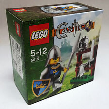 Genuine LEGO Kingdoms Castle The Knight Set 5615 Fantasy Era - SEALED BOX