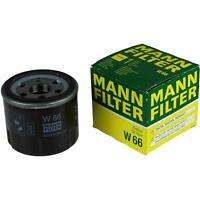 Original MANN-FILTER Ölfilter Oelfilter W 66 Oil Filter