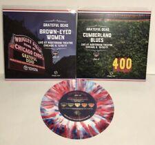 "Chicago Cubs Grateful Dead 7"" Vinyl Third Man Records 4/24/19 SGA"
