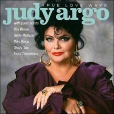 Argo, Judy : True Love Ways CD
