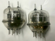 Pair RCA 832A VACUUM TUBEs 58-52 & 5-09 Both Unused