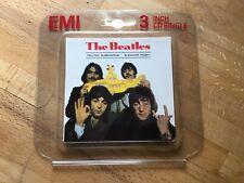 "Beatles - Yellow Submarine + Bubble Pack 3"" CD single UK CD3R5493 PARLOPHONE '89"