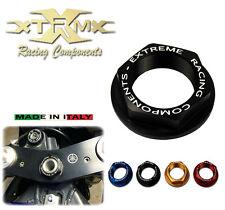 Dado canotto ergal, Yoke Stem Nut, EXTREME, Suzuki GSXR 1000 (03-14) Nero, DC01