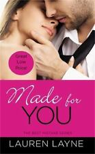BRAND NEW BOOK The Best Mistake : Made for You 2 by Lauren Layne (Paperback)