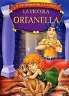 La piccola orfanella Dvd Storybook Nuovo Sigillato