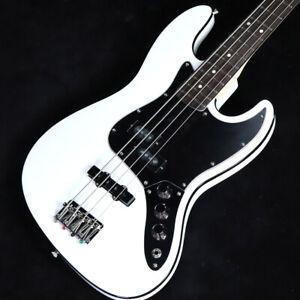 Fender / Made in Japan Aerodyne II Jazz Bass Rosewood Fingerboard Arctic White