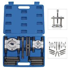 12pcs Mechanic Bearing Splitter Gear Puller Fly Wheel Separator Set With Box