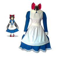 NEW Anime Black Butler Book of the Atlantic Elizabeth Dress cosplay costume A.02
