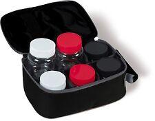 Quantum Radical Dip Bag Diptasche Tasche inkl. 6 Dosen Karpfentasche für Dips