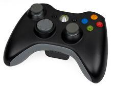 Xbox 360 Controller - Black - Wireless - Original