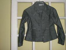 Chemise fille -  veste légère en 8 - 10 ans KIABI quasi neuve