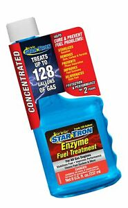 Star Tron Enzyme Fuel Treatment Concentrate - Rejuvenate & Stabilize Old Gaso...