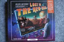 Arjen Anthony Lucassen - Lost in the New Real CD Album signed/autograph/signiert