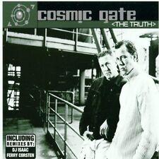 Cosmic Gate Truth (2002) [Maxi-CD]