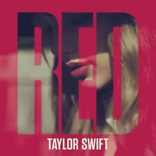 TAYLOR SWIFT (RED - DELUXE EDITION 2CD SET SEALED + FREE POST)