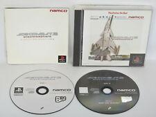 ACE COMBAT 3 Electrosphere the Best Ref/ccc PS1 Playstation Japan p1