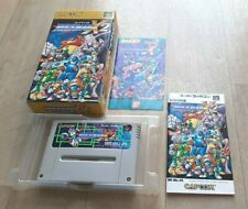 Rockman X2 Mega Man - Nintendo Super Famicom SFC - NTSC-J JAP JAPAN - TBE