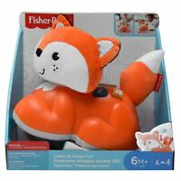 Fisher Price Crawl Fox Unisex Childrens Toy