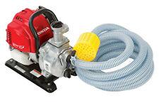 "Honda WX10 1"" Water Pump w/ Honda 4 cycle engine - 32 gal/min - Auth Dealer"