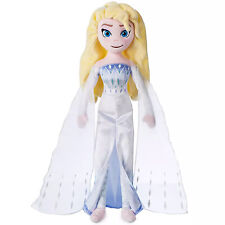 Disney Frozen 2 Elsa the Snow Queen Plush Doll Disney Store Exclusive