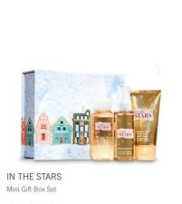 Bath & Body Works In The Stars Mini Gift Box Set Easel-Style Box With Ribbon