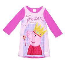 Polyester Nightgown Sleepwear (Newborn - 5T) for Girls  4b1c134fd