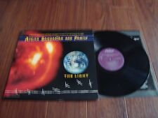 Afrika Bambaataa and Family The Light NM LP George Clinton UB40 Bootsy Collins