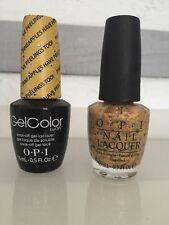 OPI SoakOff GelColor Gel Polish + Nail Polish Pineapples Have Peelings Too! H76