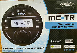 Wet Sounds MC-TR Transom Remote