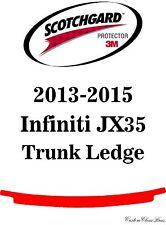 3M Scotchgard Paint Protection Film Clear Bra Fits 2013 2014 2015 Infiniti JX35