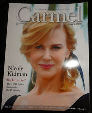 Carmel Summer 2018 Nicole Kidman Big Little Lies cast James Dean Clint Eastwood