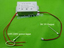 AC/DC 110V-240V 220V to 5V 1500mA DC Power Supply Adapter for MP3 Decoder Board