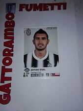 Figurine Calciatori N.231 Vidal Juventus Magazzino - Anno 2011-2012 Panini