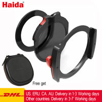 Haida M10 Filter Holder Kit with 72mm Adapter Ring & drop-in CPL