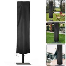 Outdoor Parasol Banana Umbrella Cover Cantilever Garden Patio Shield Waterproof